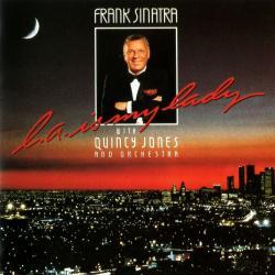 Disco 'L.A. Is My Lady' (1984) al que pertenece la canción 'Mack The Knife'