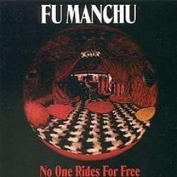 Disco 'No One Rides for Free' (1994) al que pertenece la canción 'Ojo rojo'
