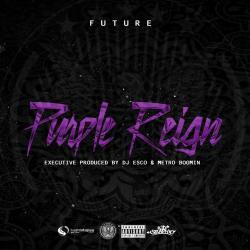 Disco 'Purple Reign' (2016) al que pertenece la canción 'Too Excited'