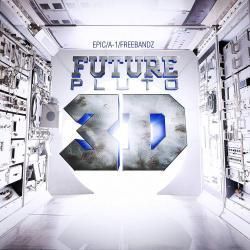 Disco 'Pluto 3D' (2012) al que pertenece la canción 'My'