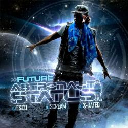 Disco 'Astronaut Status' (2012) al que pertenece la canción 'Birds Take A Bath'