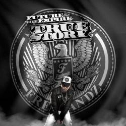 Disco 'True Story' (2011) al que pertenece la canción 'Out Da Mudd'