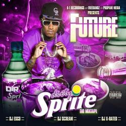 Disco 'Dirty Sprite' (2011) al que pertenece la canción 'Dirty Sprite'