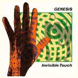Disco 'Invisible Touch ' (1986) al que pertenece la canción 'Throwing It All Away'