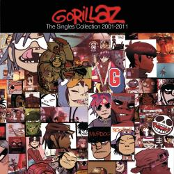 Doncamatic - Gorillaz | The Singles Collection 2001-2011