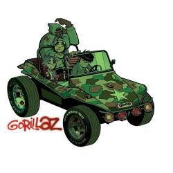 Disco 'Gorillaz' (2001) al que pertenece la canción 'Double Bass'