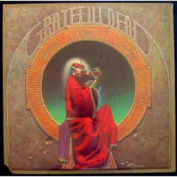Disco 'Blues For Allah' (1975) al que pertenece la canción 'The Music Never Stopped'