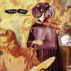 Disco 'Insomniac' (1995) al que pertenece la canción 'No Pride'