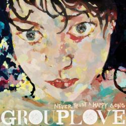 Disco 'Never Trust a Happy Song' (2011) al que pertenece la canción 'Lovely Cup'