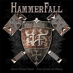 Disco 'Steel Meets Steel: Ten Years of Glory' (2007) al que pertenece la canción 'Last man standing'