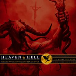 Bible Black - Heaven & Hell   The Devil You Know
