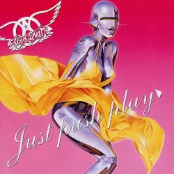 Disco 'Just Push Play' (2001) al que pertenece la canción 'Fly away from here'