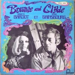 Disco 'Bonnie and Clyde' (1968) al que pertenece la canción 'Baudelaire'