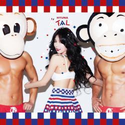 Disco 'A Talk (EP)' (2014) al que pertenece la canción 'French Kiss'