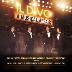 The Music Of The Night - Il Divo | A Musical Affair