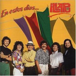 Disco 'En estos días' (1993) al que pertenece la canción 'Un poco de mi vida'