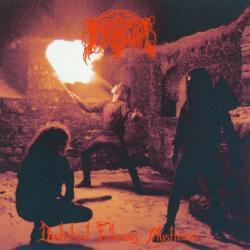Disco 'Diabolical Fullmoon Mysticism' (1992) al que pertenece la canción 'Unholy Forces Of Evil'