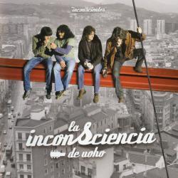 Disco 'La Inconsciencia de Uoho' (2007) al que pertenece la canción 'Andar Al Revés'