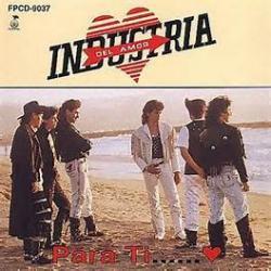 Disco 'Para ti' (1992) al que pertenece la canción 'Vuela Vuela'