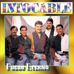 Disco 'Fuego eterno' (1994) al que pertenece la canción 'Que Triste Estoy'