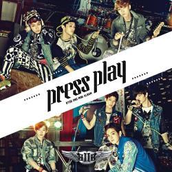 Disco 'Press Play' (2012) al que pertenece la canción 'Wow'
