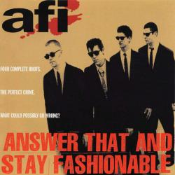 Disco 'Answer That and Stay Fashionable' (1995) al que pertenece la canción 'Two of a Kind'