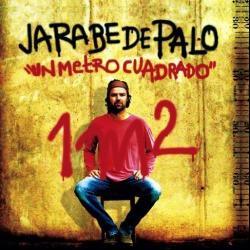 Disco 'Un metro cuadrado' (2004) al que pertenece la canción 'Que bueno, que bueno (con Jorge Drexler)'