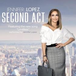 Disco 'Second Act (Original Motion Picture Soundtrack)' (2019) al que pertenece la canción 'Limitless'