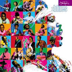 Disco 'Blues ' (1994) al que pertenece la canción 'Born Under A Bad Sign'