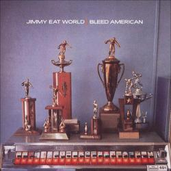 Disco 'Bleed American (Jimmy Eat World)' (2001) al que pertenece la canción 'Get It Faster'