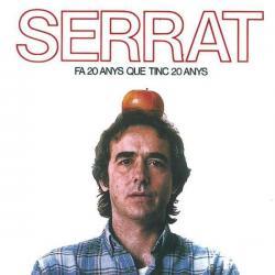 Disco 'Fa 20 anys que tinc 20 anys' (1984) al que pertenece la canción 'Seria fantàstic'