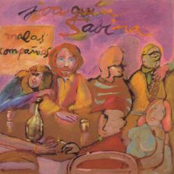 Disco 'Malas compañías' (1980) al que pertenece la canción 'Pongamos que hablo de Madrid'