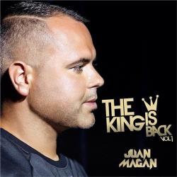 Disco 'The King Is Back, Vol. 1' (2014) al que pertenece la canción 'Mal De Amores'