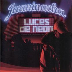 Disco 'Luces de neón' (2006) al que pertenece la canción 'Hoy'