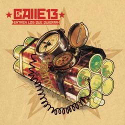 Disco 'Entren Los Que Quieran' (2010) al que pertenece la canción 'Prepárame la cena'