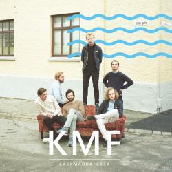 Disco 'KMF' (2016) al que pertenece la canción 'May God'