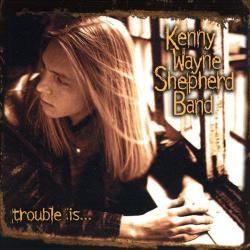 Disco 'Trouble is' (1997) al que pertenece la canción 'True Lies'