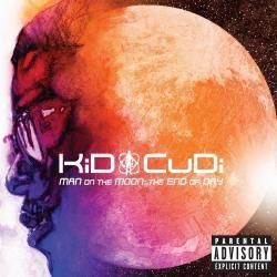 Disco 'Man on the Moon: The End of Day' (2009) al que pertenece la canción 'Enter Galactic'