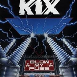 Disco 'Blow My Fuse' (1988) al que pertenece la canción 'Don't close your eyes'