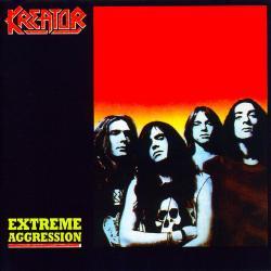 Disco 'Extreme Aggression' (1989) al que pertenece la canción 'Extreme Aggression'