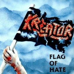 Disco 'Flag of Hate EP' (1986) al que pertenece la canción 'Awakening Of The Gods'