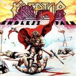 Disco 'Endless Pain' (1985) al que pertenece la canción 'Son of evil'