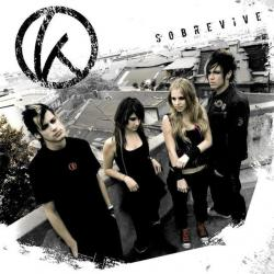Disco 'Sobrevive' (2006) al que pertenece la canción 'Volar'