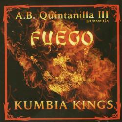 Disco 'Fuego' (2004) al que pertenece la canción 'Na Na Na Dulce Niña'