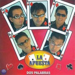 Disco 'Dos Palabras' (2003) al que pertenece la canción 'Hasta Ayer'