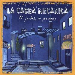 Disco 'Ni jaulas, ni peceras' (2003) al que pertenece la canción 'Reina de la Mantequilla'