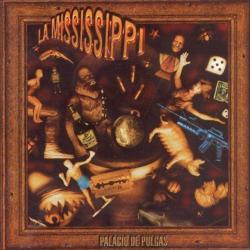 Disco 'Palacio de pulgas' (1999) al que pertenece la canción 'El fierro'