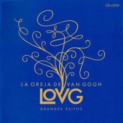 Disco 'Grandes Éxitos' (2008) al que pertenece la canción 'Dulce Locura'