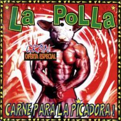 Quinta Criminal - La Polla Records | Carne para la picadora