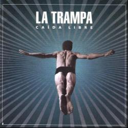 Disco 'Caída libre' (2002) al que pertenece la canción 'Mi Pobre Final'